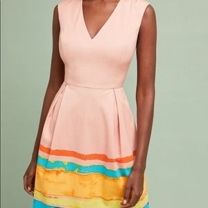 Tracy Reese for Anthropologie Painterly Dress